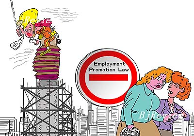Employment sexual discrimination law