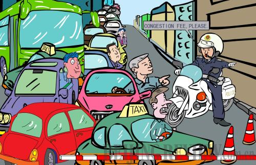 Are Rush Hour Fees Effective Beijing Review