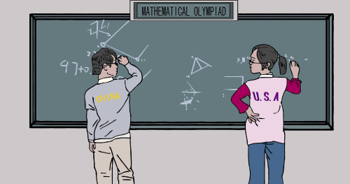 Is Olympic Math Really Such a Big Deal? -- Beijing Review