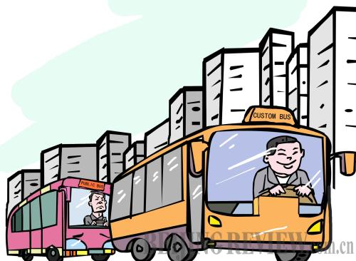 Is Public Transport Squeezed Beijing Review