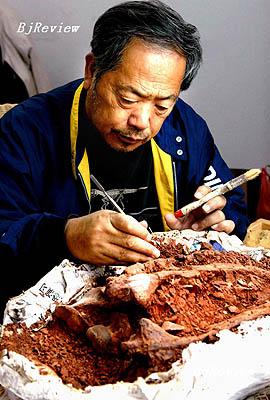 Penemuan Naga di China